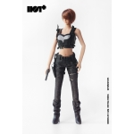 Female Combat Suit Set (Black)