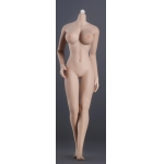 Caucasian Seamless Female Body (Large Bust)