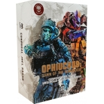 Ophiuchus : The Dawn Of Humanoid - Corporal Joel Hagan Collectible Figure (Death Squad Version)