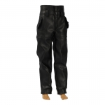 Leather Kriegmarine Pants (Black)