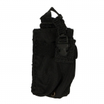 AN/PRC MBITR Radio Pouch (Black)
