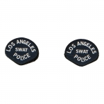 Los Angeles SWAT Police Patches (Blue)
