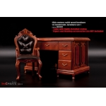 19th Century Solid Wood Furniture Set 1 (Marron)