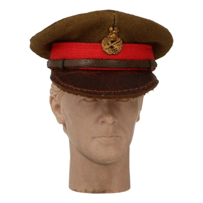 General Visor Cap (Brown)