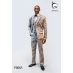 NBA MVP Suit Set (Grey)