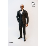 NBA MVP Suit Set (Black)