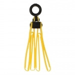 Trifold Disposable Restraints (Yellow)