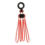Trifold Disposable Restraints (Red)