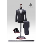 Western-Style Clothes Suit 2.0 Set (Grey)