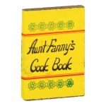 Aunt Fanny's Cook Book (Yellow)