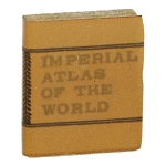 Imperial Atlas Of The World Book (Brown)