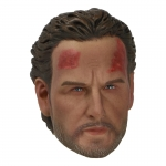 Andrew Lincoln Battle Damaged Headsculpt