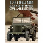 Jeep MB Scaler 1941 (Olive Drab)
