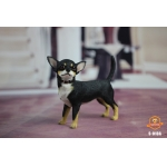 Chihuahua Dog (Black)