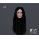 Asian Female Headsculpt