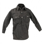 German Service Shirt (Grey)