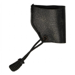 Leather Flare Gun Holster (Black)