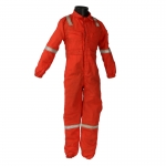 Pyrovatex Antistatic Coverall (Orange)