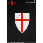 Knight Shield (White)