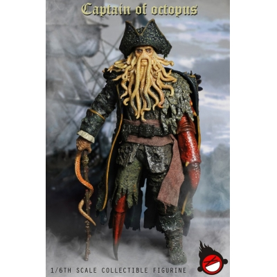 Captain Of Octopus