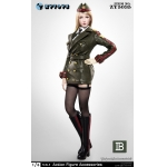 Sexy Military Uniform Set (Olive Drab)