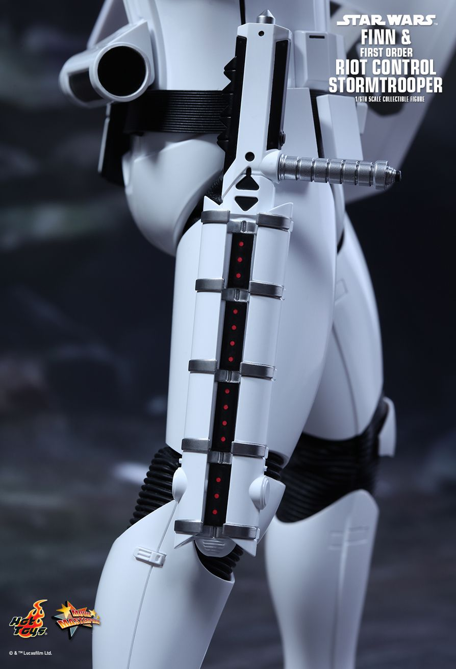 Hand Pegs Hot Toys 1:6 MMS346 Star Wars Riot Control Stormtrooper Figure